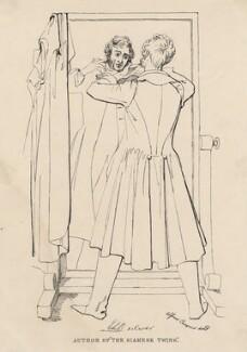 Edward George Earle Lytton Bulwer-Lytton, 1st Baron Lytton, by Daniel Maclise - NPG D5155