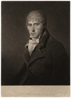 John Loudon McAdam, by Charles Turner, after  Unknown artist, published 1825 - NPG D5165 - © National Portrait Gallery, London