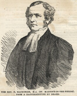 Henry Mackenzie, after Richard Beard - NPG D5169