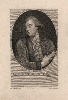 James Macpherson, by John Keyse Sherwin, after  Sir Joshua Reynolds - NPG D5183