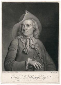 Owen MacSwinny (or Swinny), by Peter van Bleeck - NPG D5204