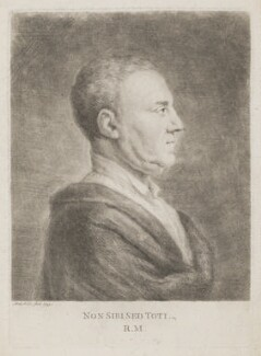 Richard Mead, by Arthur Pond - NPG D5241