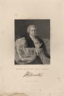 James Henry Monk, by George Parker, published by  Fisher Son & Co, after  J. Moore - NPG D5274