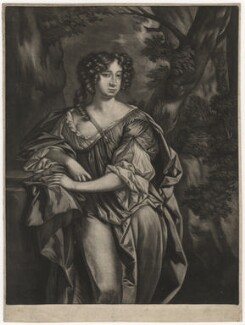 Elizabeth Montagu (née Wriothesley), Countess of Montagu when Countess of Northumberland, after Sir Peter Lely - NPG D5278