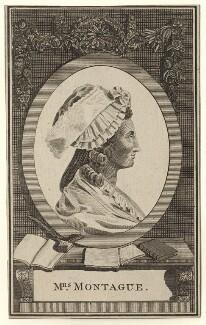 Elizabeth Montagu (née Robinson), by Wilson Lowry - NPG D5282