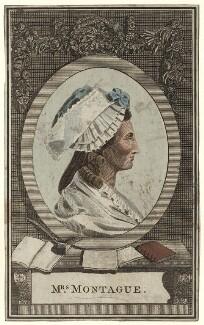Elizabeth Montagu (née Robinson), by Wilson Lowry - NPG D5283