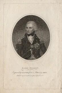 Horatio Nelson, by Granger, after  Lemuel Francis Abbott - NPG D5340