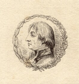 Horatio Nelson, by George Cruikshank - NPG D5342