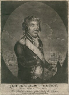 Horatio Nelson, after Unknown artist - NPG D5343