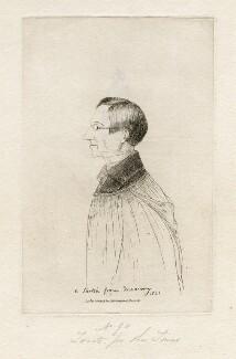 John Newman, after Unknown artist - NPG D5347