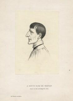 John Newman, after Unknown artist - NPG D5348