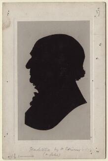 William Ewart Gladstone, by Harry Edwin - NPG D535