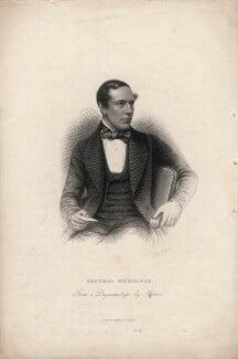 John Nicholson, by J.W. Knight, after  William Edward Kilburn - NPG D5360