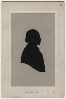 Charles Bradlaugh, by Harry Edwin - NPG D538