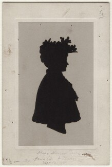 Marion Bessie Terry, by Harry Edwin - NPG D539