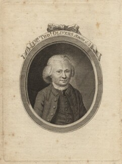 Thomas Olivers, after Unknown artist - NPG D5399