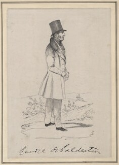 George Osbaldeston, by T.C. Wilson - NPG D5428