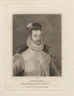 Claud Hamilton, Baron Paisley, by and published by Edward Harding - NPG D5457