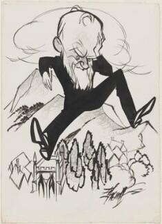 George Bernard Shaw, by Robert Stewart Sherriffs - NPG D55