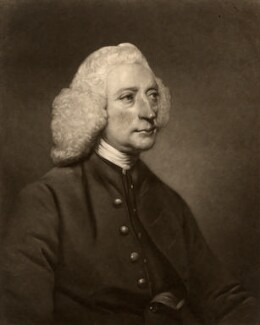 John Armstrong, by Edward Fisher, after  Sir Joshua Reynolds - NPG D551