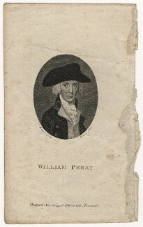 William Perry, by Andrew Birrell, published by  John Stockdale, after  Bergnis - NPG D5512