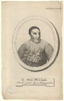 Sir Paul Pindar, by Thomas Cook - NPG D5523