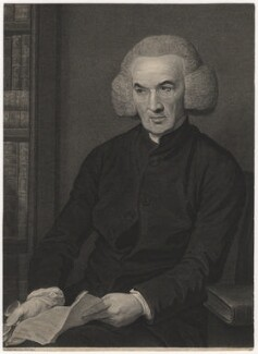 Richard Price, by and published by Thomas Holloway, after  Benjamin West - NPG D5556