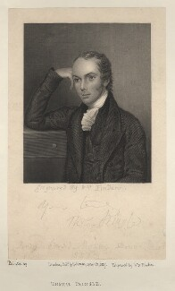 Thomas Pringle, by William Finden, published by  Edward Moxon, published 1837 - NPG D5559 - © National Portrait Gallery, London