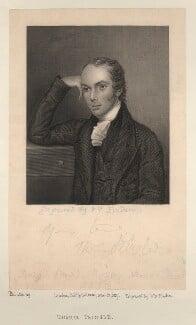 Thomas Pringle, by William Finden, published by  Edward Moxon - NPG D5559