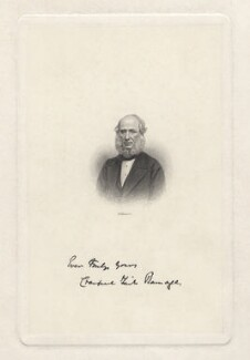 Craufurd Tait Ramage, by Henry Adlard, after  Unknown artist - NPG D5588