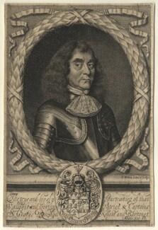 Sir George Rawdon, 1st Bt, by Robert White - NPG D5590