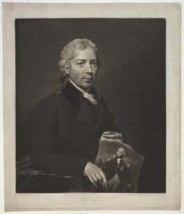 Lemuel Francis Abbott, by Valentine Green, after  Lemuel Francis Abbott - NPG D5602