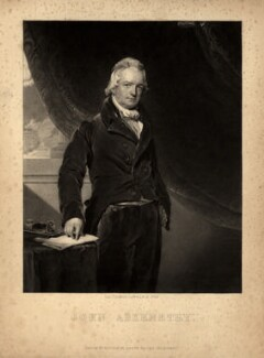 John Abernethy, after Sir Thomas Lawrence, (1819-1820) - NPG D5607 - © National Portrait Gallery, London