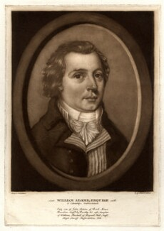 William Adams, by Douglas Ian Smart, after  Unknown artist - NPG D5616