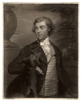 John Barton, by Samuel William Reynolds, after  Prince Hoare - NPG D5622