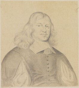 John Bradshaw, by George Perfect Harding - NPG D5637