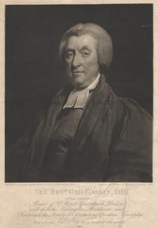 George Gaskin, by Samuel William Reynolds, after  William Owen - NPG D5642
