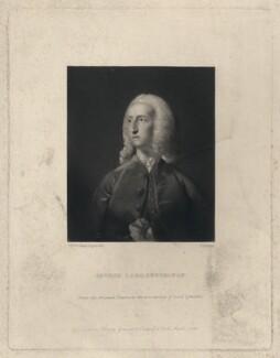 George Lyttelton, 1st Baron Lyttelton, by George H. Every, after  Sir Joshua Reynolds - NPG D5652