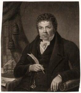 William McGavin, by Henry Edward Dawe, after  John Campbell - NPG D5659