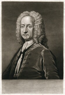 Michael Maittaire, by William Say, after  Bartholomew Dandridge - NPG D5665