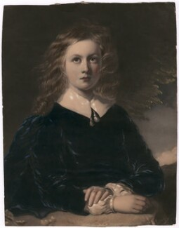 John Milton, by Henry Cousins, after  Frederick Newenham - NPG D5684