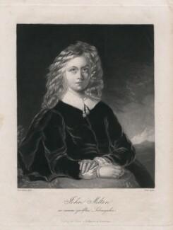 John Milton, by Carl August Deis, after  Frederick Newenham - NPG D5685