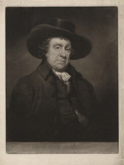 John Moody, by and published by Thomas Hardy - NPG D5702