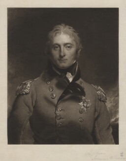 Sir John Moore, by Charles Turner, after  Sir Thomas Lawrence, published 1809 (circa 1805) - NPG D5704 - © National Portrait Gallery, London