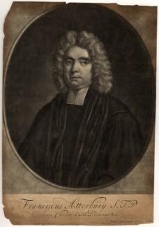 Francis Atterbury, by John Faber Sr - NPG D571