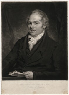 Richard Newcome, by Samuel William Reynolds, after  Joseph Allen - NPG D5720