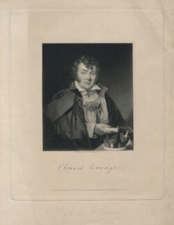 Roger O'Connor, by and published by Abraham Wivell - NPG D5735