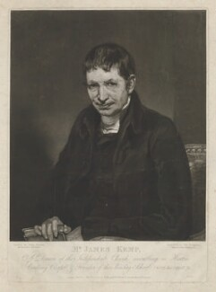 James Kemp, by Thomas Hodgetts, published by  Lawler & Quick, after  John Renton - NPG D5742