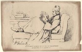 Sir William Molesworth, 8th Bt, by Daniel Maclise, published by  James Fraser, 1873 - NPG D5745 - © National Portrait Gallery, London