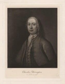 Charles Rivington, by Sir Emery Walker - NPG D5823